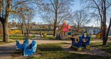 Детский парк развлечений «Сказочная страна» в Орше